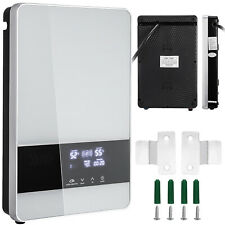 INSTANTANEOUS ELECTRIC WATER HEATER 24KW ON-DEMAND BOILER TEMPERATURE ADJUSTABLE