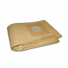 10 Staubbeutel für Protool VCP 30E Staubsaugerbeutel Filter - säcke Filtertüten