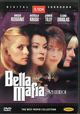 Lynda Le Plante - Bella Mafia - Vanessa Redgrave Nastassja Kinski (NEW) DVD