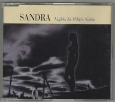 sandra - nights in white satin  cd single  cretu enigma
