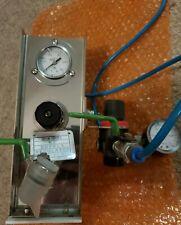 SRD-Semitool Spin Rinse Dryer supply regulator panel
