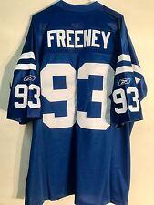 Reebok Premier NFL Jersey Colts Dwight Freeney Blue sz 3X