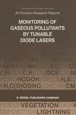 Monitoring of Gaseous Pollutants by Tunable Diode Lasers (Air Pollutio-ExLibrary