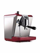 Nuova Simonelli Oscar II 2 Coffee Espresso Machine Maker New Model 220V Red 58mm