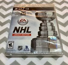 NHL Legacy Edition PS3. Brand New!! Fast Shipping!