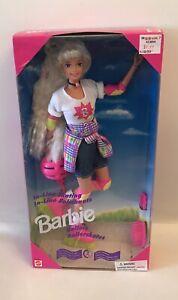 In-Line Skating Barbie Doll 1995 NRFB Mattel # 15473