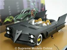 BATMAN BATMOBILE MODEL CAR #362 LENTICULAR 1:43 SCALE ANIMATED BATMANS COMIC K8Q