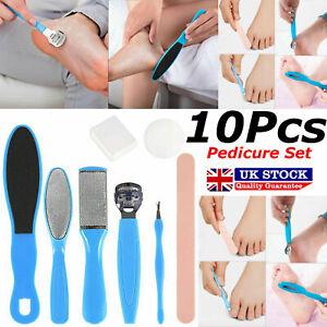 Double Side FOOT RASP Hard Dead Skin File CALLUS Remover Feet Scrubber Pedicure
