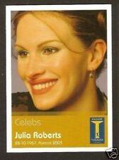 Julia Roberts  - MT Portrait Card Film Movie Star Celebrity