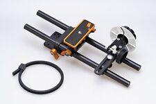 JAG 35 DSLR Baseplate D   Follow Focus System + Lens Ring - DSLR Stabilizer Rig