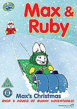 Max And Ruby Vol.3 - Max's Christmas [DVD], Very Good DVD, ,