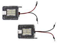 LED SMD Umfeldbeleuchtung Spiegel Umgebungslicht für Ford Focus Mondeo Kuga  604