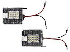 LED SMD Umfeldbeleuchtung Spiegel Umgebungslicht für Ford Mondeo MK4  604