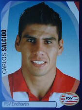 Panini 301 Carlos Salcido PSV Eindhoven UEFA CL 2007/08