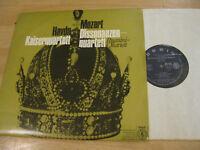 LP Haydn Mozart Paganini-Quartett Kaiser Dissonanzen Vinyl ORBIS KAPP 71 019