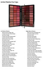 New Bobbi Brown 54 Shades BBU Pro Lip Palette Professional Artist Lipstick