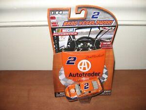 2017 Brad Keselowski #2 Autotrader 1/64 Nascar Authentics Wave 1