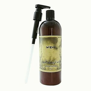 Wen Cleansing Conditioner Sweet Almond Mint 32 oz with Pump by Chaz Dean