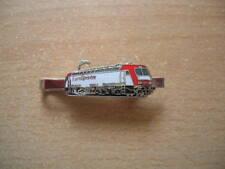 Krawattenklammer E-Lok Euro Sprinter rot 8035 Zug Lok Eisenbahn