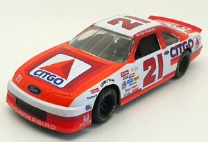 Racing Champions 1/24 Scale 09050 - 1993 Stock Car Ford #21 Nascar - Red/White