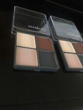 ULTA_eye shadow._CREAM,BRICK, ROSE & GRAPHITE. Quad 0.02OZnew