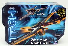 Tron Legacy One Man Light Jet Vehicle 2010 Spin Master Disney Series 2