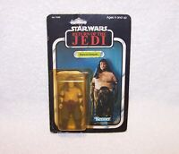 Vintage Star Wars Return of the Jedi Rancor Keeper Action Figure Mint On Card!