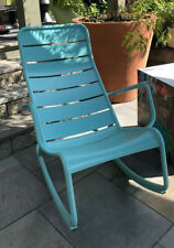 Fermob Luxembourg Rocking Chair -  Blue Lagoon