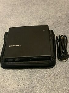 Lenovo external drive DVD-ROM CD-RW USB2.0