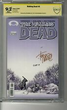 Walking Dead # 8 - CBCS 9.2 WHITE Pgs - SS2X Moore & Rathburn -Lori is Expecting