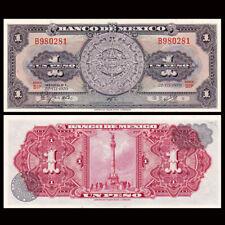 Mexico 1 Pesos, 1970, P-59i, Banknote, UNC