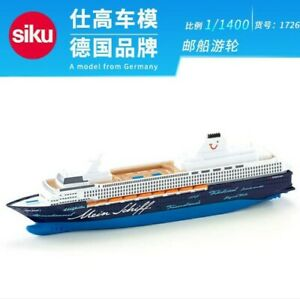Siku Super 1726 1:1400 Mein Schiff 1 Metal Diecast Model Ships Collect Gift Toys