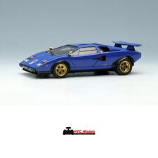 Make Up EIDOLON 1:43 Lamborghini Countach LP500S Walter Wolf #1120202 EM440A