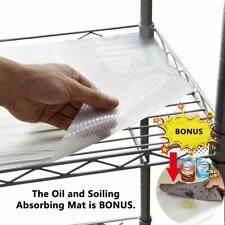 CONVELIFE Shelf Liners for Wire Shelf Liner Wire Rack Cabinet Pantry 12in X 20ft