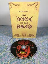 THE EVIL DEAD THE BOOK OF THE DEAD w/ DVD SPECIAL LIMITED EDITION