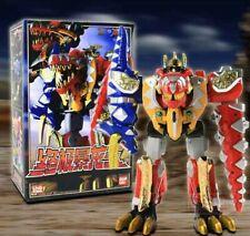 Power Rangers Dino Thunder Thundersaurus Megazord 3 Zords Combine CHINA Version