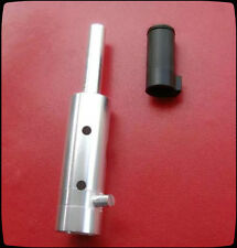 New Tippmann Custom 98 Silver Aluminum alloy upgrade power tube and delrin bolt