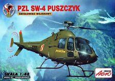 PZL-MIELEC SW 4 puszczyk-POLACCO AF MKGS (AGUSTA/Westland aw-009) 1/48 AEROPLAST
