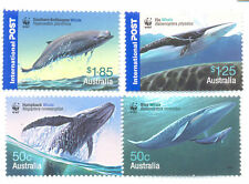 Australia-Whales - 2006 set mnh