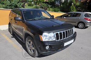 Car Hood Bonnet Bra Fits JEEP Grand Cherokee WK 2005 2006 2007 2008 2009 2010