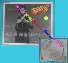 CD Singolo DJ FLASH Ama me te m'ama non 1995 italy CRIME SQUAD 036 SEALED (S4*)