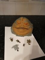 Star Wars Jabba The Hut Playset Galoob 1997