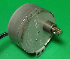 Synchronous Motor 120V AC, 60 rpm, reversing, 4W- 7mm shaft E149393