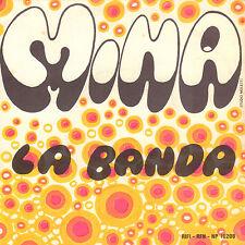 """MINA - La Banda (1967 VINYL SINGLE 7"""" ITALY)"""