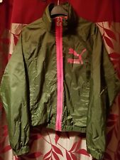 Puma Hooded Men Light Jacket Size XL, 56/58, Genuine