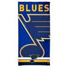 """NHL St. Louis Blues Wincraft 30"""" X 60"""" Pool Beach Dorm Towel NEW!!"""