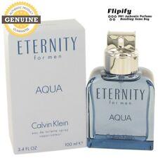 Eternity Aqua Cologne 1 oz / 3.4 oz / 6.7 oz EDT Spray for MEN by Calvin Klein