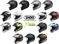 Shoei Hornet X2 Helmet Dual Sport DOT SNELL M2015 Pinlock Ready XS-2XL