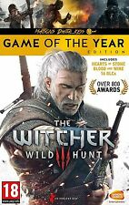 The Witcher 3 III Wild Hunt - Game of the Year GOTY Edition Key GOG PC Code Key