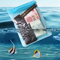 Big Waterproof Pouch Bag Dry Case Cover For All Cell Phone Ca THC